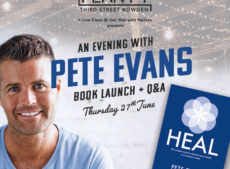 An Evening with Pete Evans | 27th June
