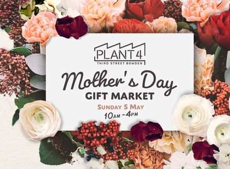 Mother's Day Gift Market | Sunday 5 May
