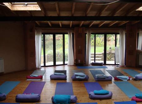O Retiro de Yoga e Natureza