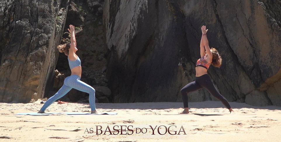 """Curso Online """"As Bases do Yoga"""""""