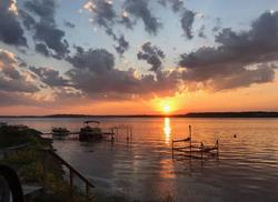 Saratoga Lake in Late Summer