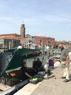 Morning in Murano