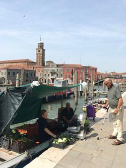 Morning in Murano