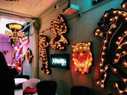 Lights of Soho