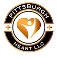 Pittsburgh Heart LLC logo american heart training basic life support bls cpr aed and first aid american health and safety institute cpr classes
