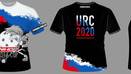NEW T-SHIRT URC 2020