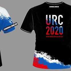 Футболки URC 2020