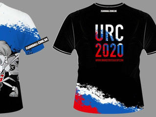 NEW T-SHIRT URC 2020