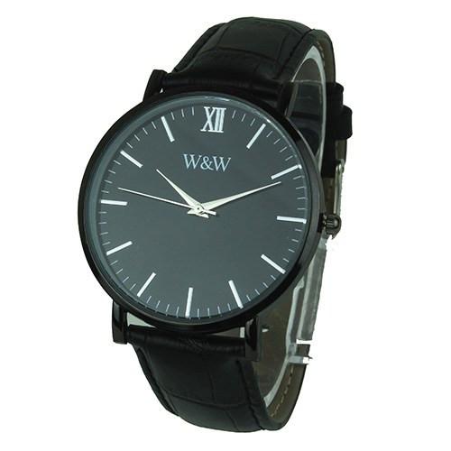Black W&W Watch from Manly Stuff