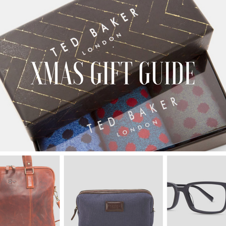 Christmas Gift Guide |The Accessories Man