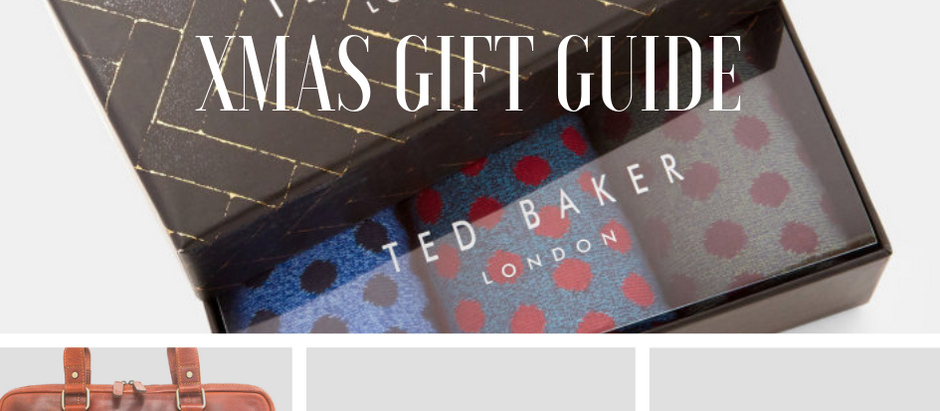 Christmas Gift Guide | The Accessories Man