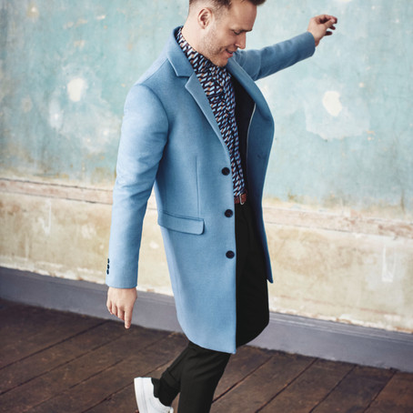 Olly Murs X River Island Collaboration