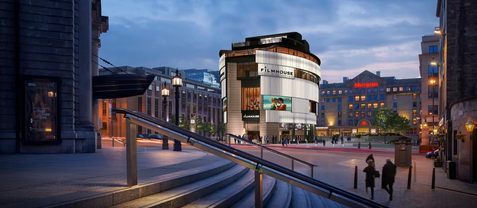 New plans for Edinburgh's 'Temple of Film' released