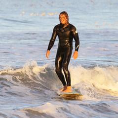 Kapowui surf lesson, Santa Monica, Venice Beach, Martin Squires, VW bus, Surfing, California