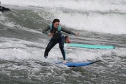 Kapowui, surf lesson Venice beach,