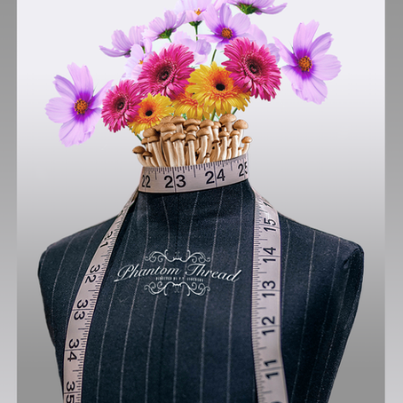 Poster-A-Day No.1: Phantom Thread