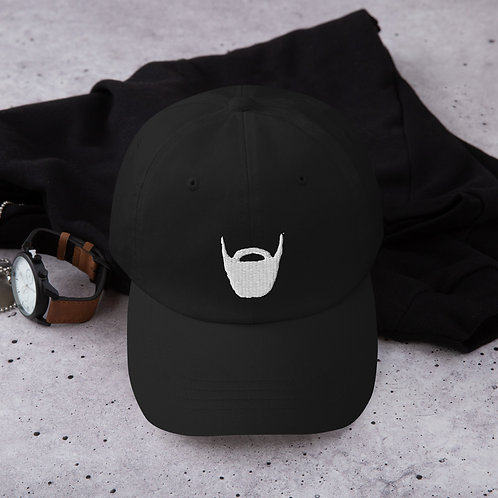 Clean & Unshaven Bearded Dad Hat