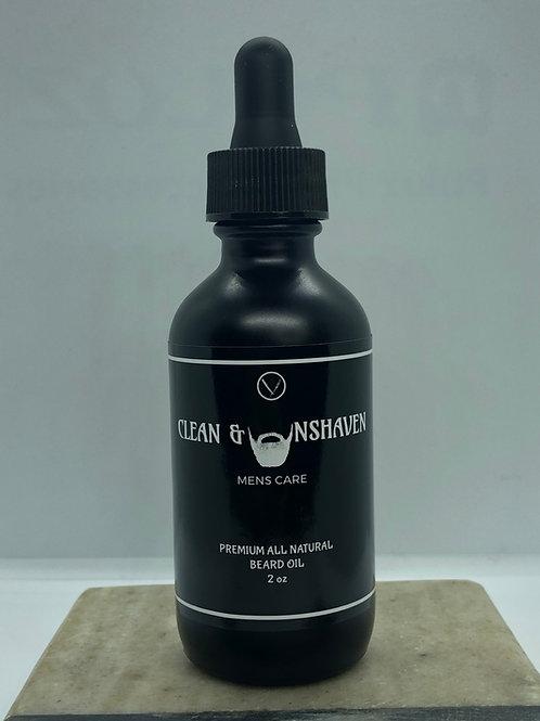 Premium Mango Beard Oil