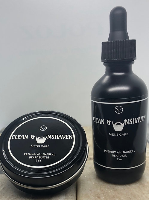 Premium Beard Care Package