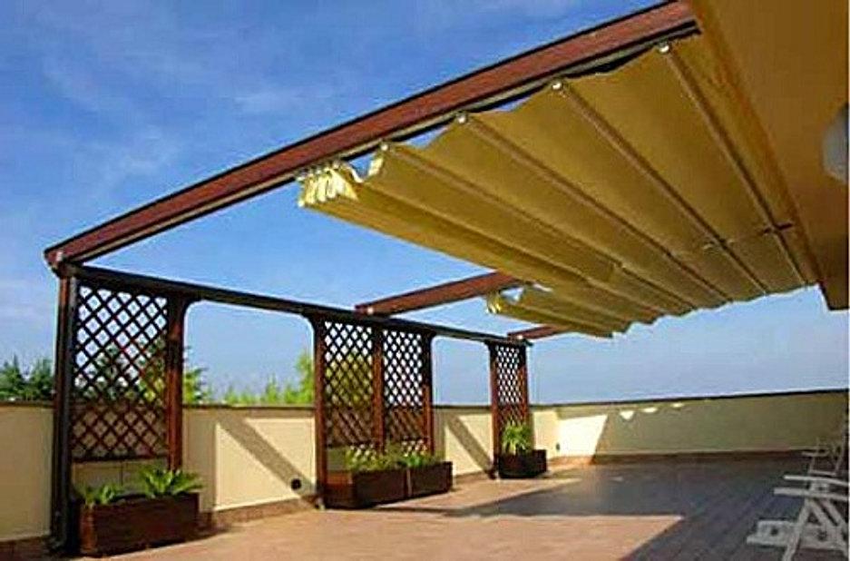 Emejing tende da terrazzo prezzi contemporary idee arredamento