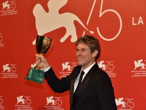 Venezia 75 - Tutti i premi ufficiali
