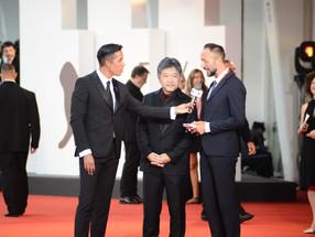 Hirokazu accende la 75a Mostra del Cinema di Venezia