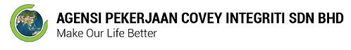 Agensi Pekerjaan Covey Integriti Sdn Bhd