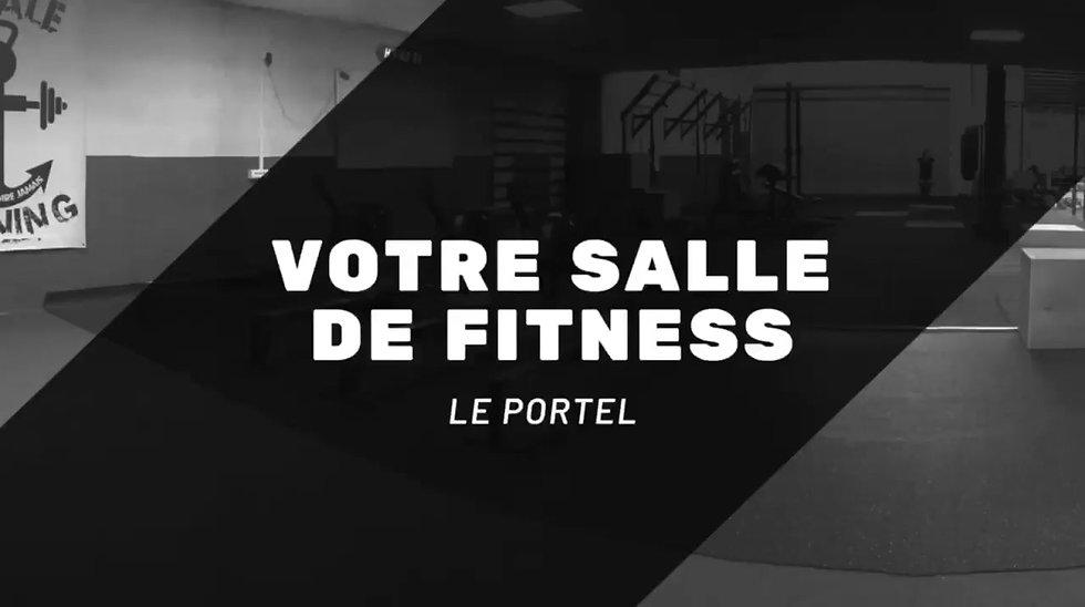 Découvrez votre salle de fitness, Le Portel