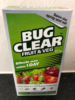 Bug Clear Fruit & Veg
