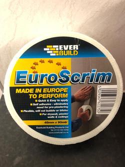 EuroScrim tape