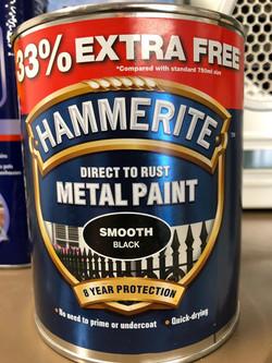 Hammerite Metal Paint