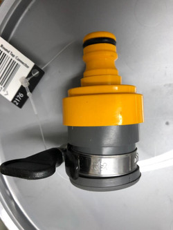 Hose Roundtap connector