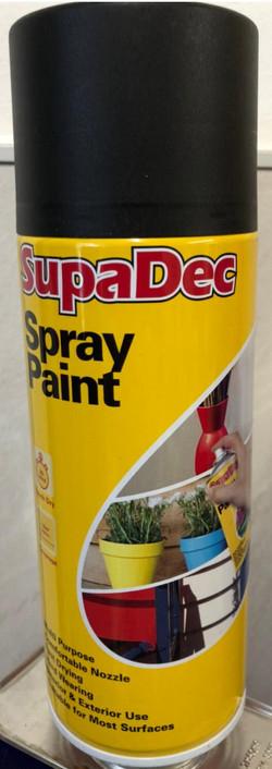 SupaDec Spray Paint