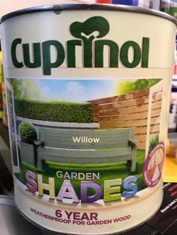 Garden Shades Willow