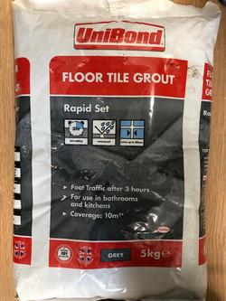 UniBond Floor Tile Grout