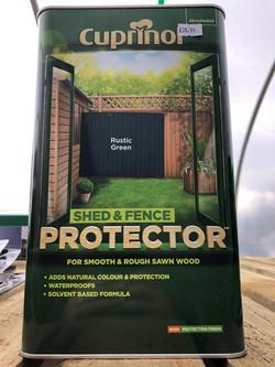 Cuprinol Shed & Fence Protector