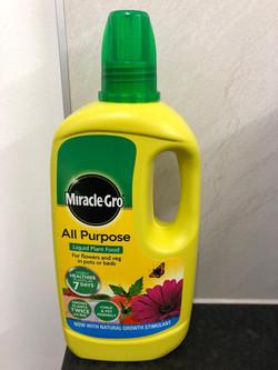 Miracle-Gro Liquid Plant Food