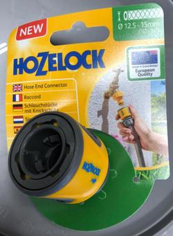 Hozelock Hose End Connector