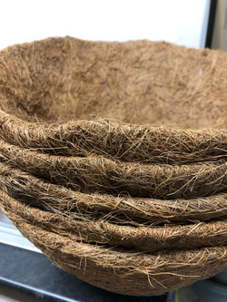 Hanging Basket Coco Liners
