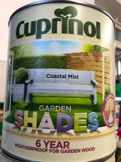 Garden Shades Coastal Mist