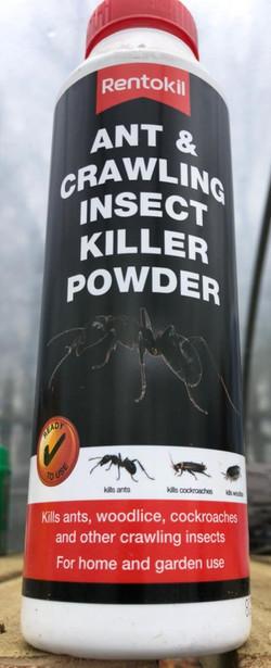Rentokil Ant & Crawling Insect Killer Po