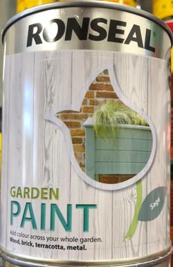 Ronseal Garden Paint Sage