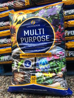 60L Multi Purpose + John Innes