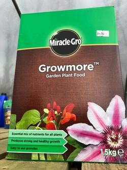 Growmore Garden Plant Food