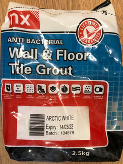 NX Wall & Floor Tile Grout
