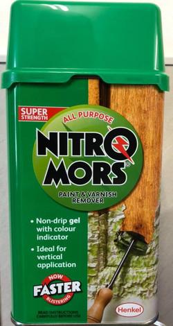Nitro Mors Paint & Varnish Remover