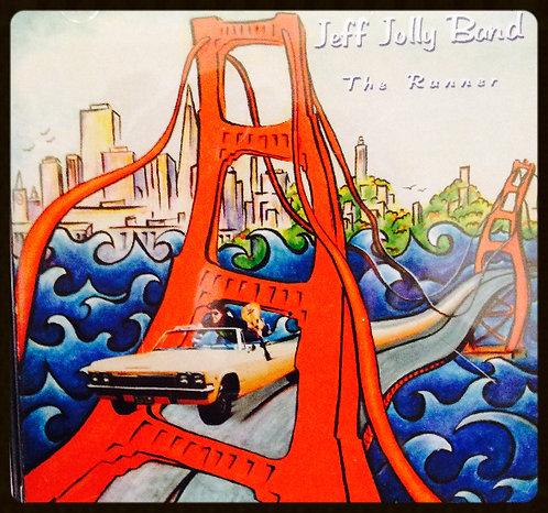 1ST CD JEFF JOLLY BAND
