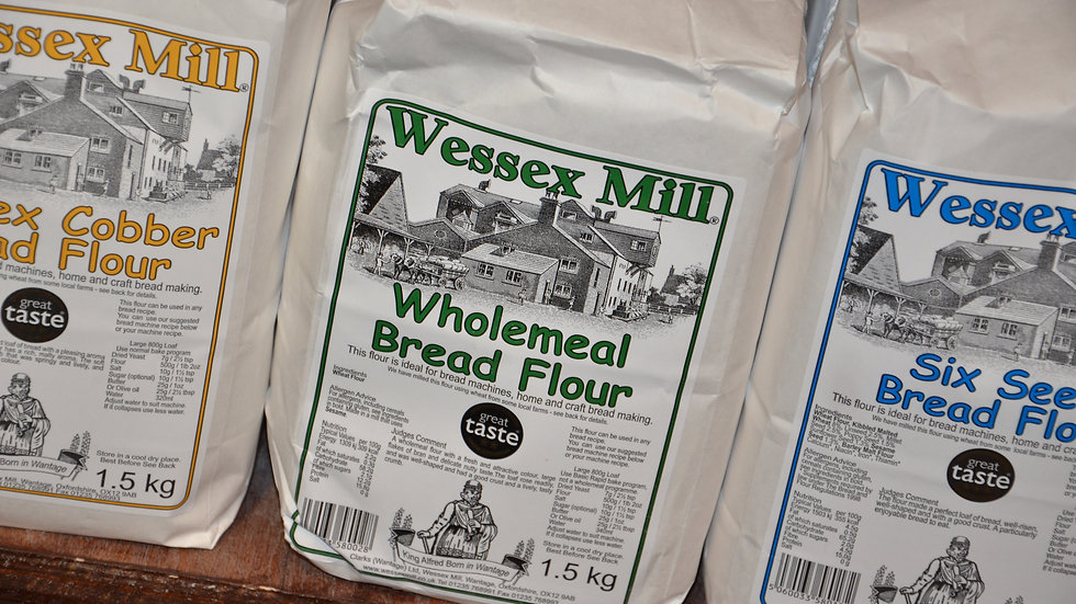 Wessex Mill - Wholemeal Bread Flour (£/each)