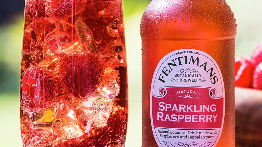 Fentimans Botanically Brewed Sparkling Raspberry 750ml (£/each)