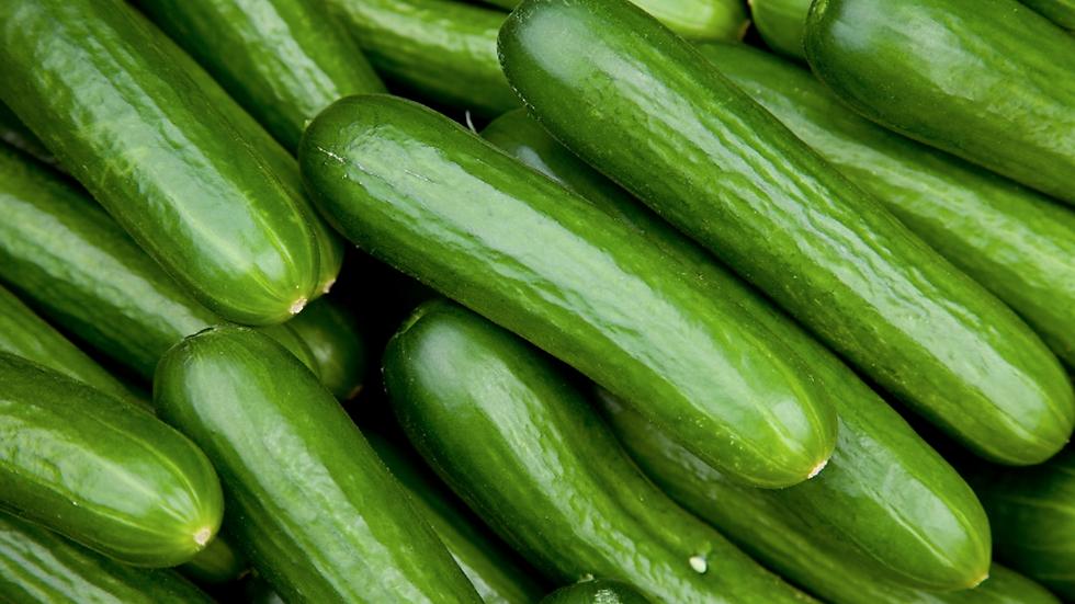 Cucumbers (£/each)